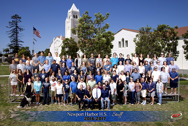 2016-17 Faculty Group Photo